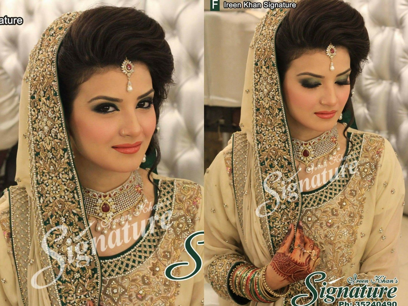 Makeup By Ireen Khan | Valima Bridal Makeup | Pinterest | Pakistani Bridal Dresses And Pakistani
