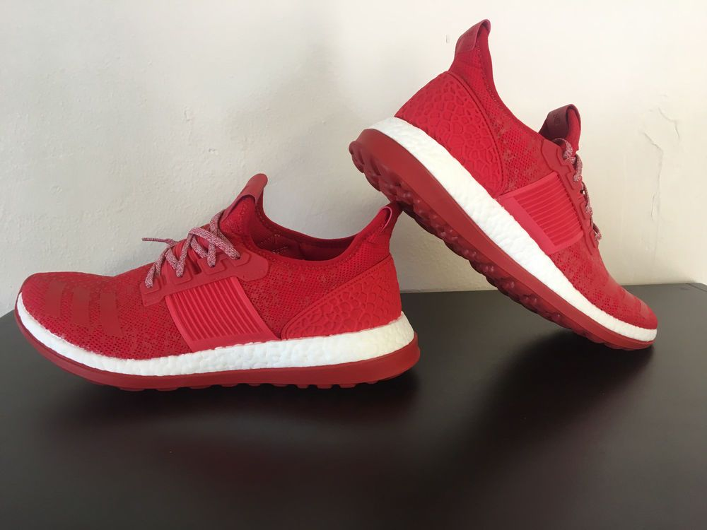 2c324794e9529 Adidas Men s Pure Boost ZG Shoes BA8453 Athletic Shoes Running NEW ...