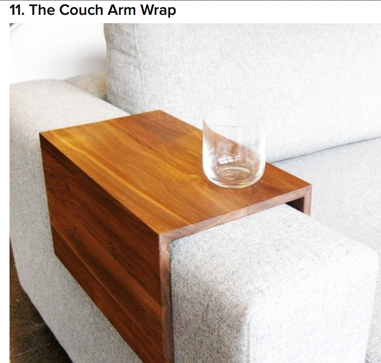 No Need For Side Table Expensive On Etsy Find Somewhere