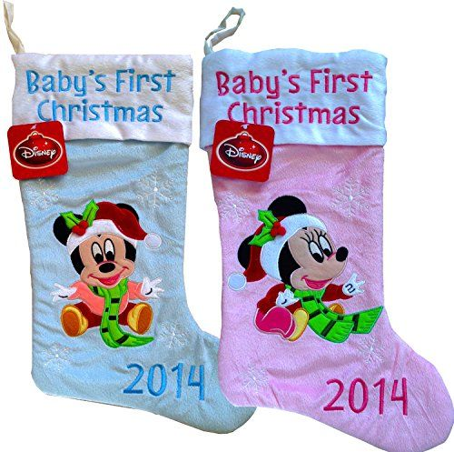 Disney-Mickey-Mouse-Christmas-Stocking-or-Minnie-Mouse-Christmas ...