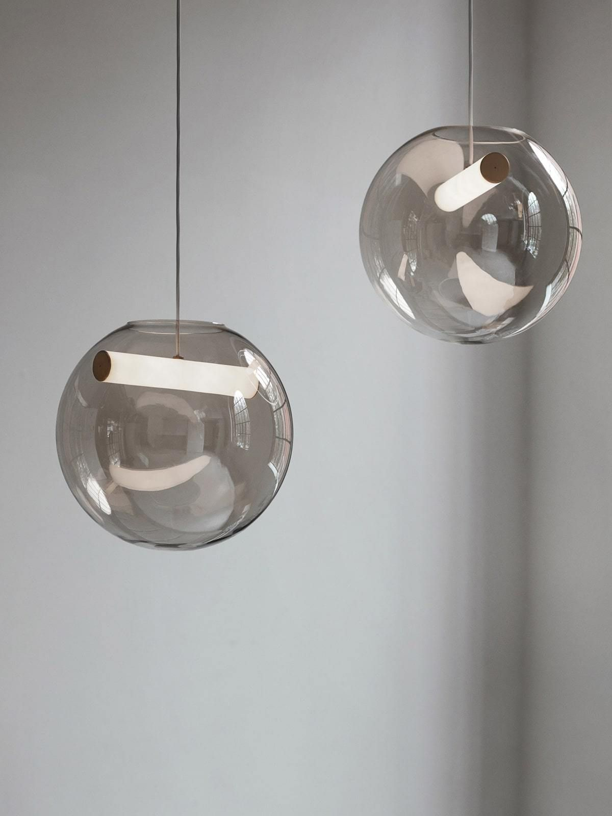 Glas Leuchte Reveal In 2019 Lighting Lighting Ceiling Lights Interior