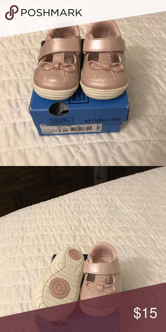 Stride Rite Infant Shoes Size 3M | Baby