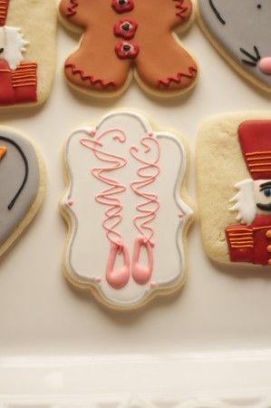 Www Soonersugar Com Nutcracker Cookies Christmas Cookies Ballet
