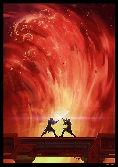 Epic duel Poster