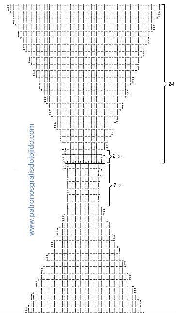 e4b3f628c3ba0 molde crochet de bombacha Ropa Tejida Para Bebe