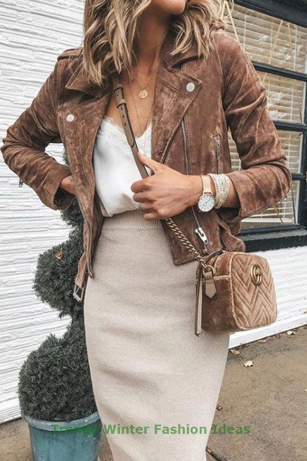 Photo of Trendy winter fashion ideas