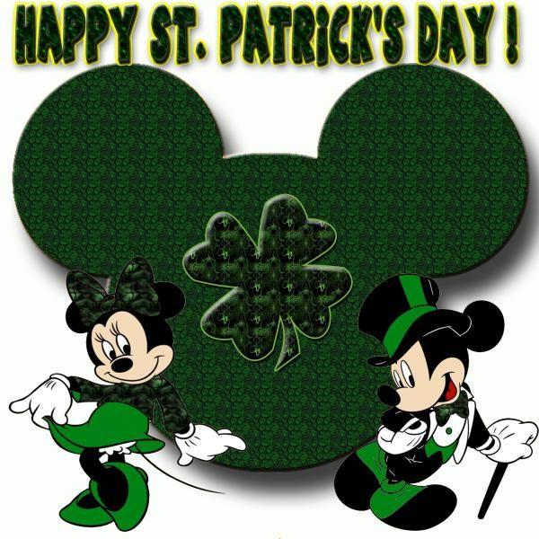 0d70aba4d disney st patrick's day wallpaper | Seasonal » St. Patrick's Day » Disney  Irish