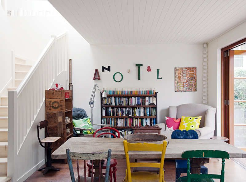 Nikki Gemmells raw interior on Sydneys north coast 6 Home