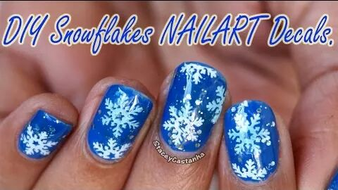 Photo of 55 Unique Christmas Nail Art Gallery for Nail Art Lovers