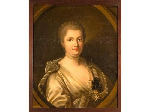 a portrait of anne claude louise d arpajon the duchesse de mouchy more well known as the. Black Bedroom Furniture Sets. Home Design Ideas