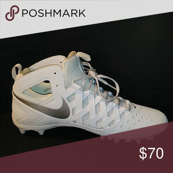 f697f6b4c462 Nike Huarache V5 Lax Lacrosse Football Cleats BRAND NEW Nike Huarache V 5 Lax  Lacrosse Football