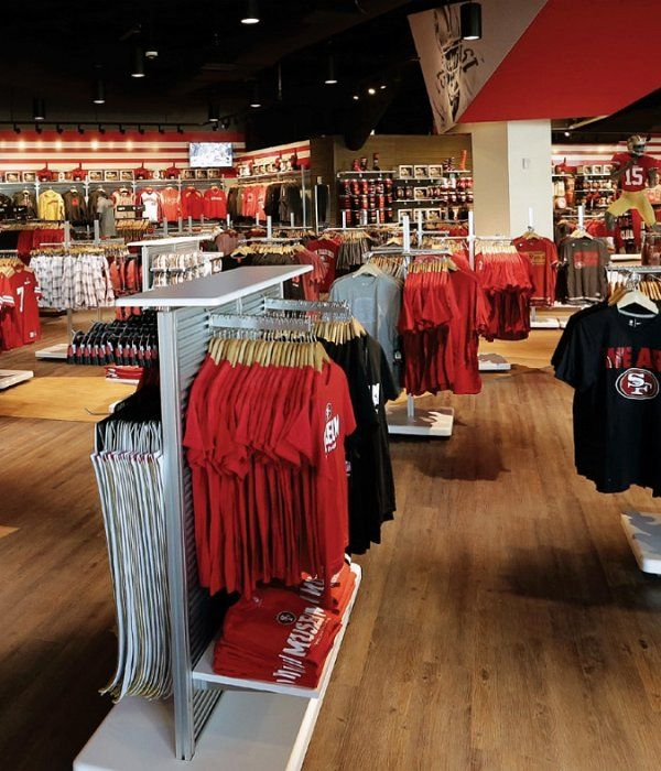 reputable site ad5e4 99448 Black Friday Sale: Up to 30% off at official 49ers online ...