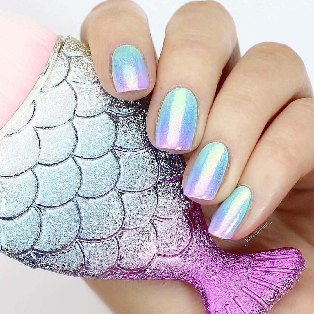 El color de uñas perfecto para una sirena Lo usarías? #FreshRevista ...