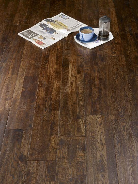 Solid Coffee Oak | Topps Tiles
