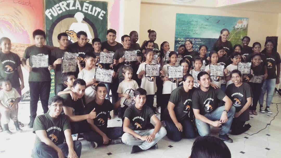 graduación de los Nuevos Hijos del Rey Amazonas  Fuerza Élite #Jucum #YWAM #Kingskids by frankgarcia93 http://bit.ly/dtskyiv #ywamkyiv #ywam #mission #missiontrip #outreach