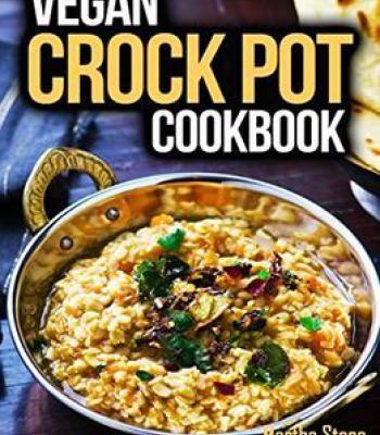 Vegan crock pot cookbook guide to preparing indian vegan crockpot vegan crock pot cookbook guide to preparing indian vegan crockpot recipes pdf cookbooks pinterest forumfinder Gallery