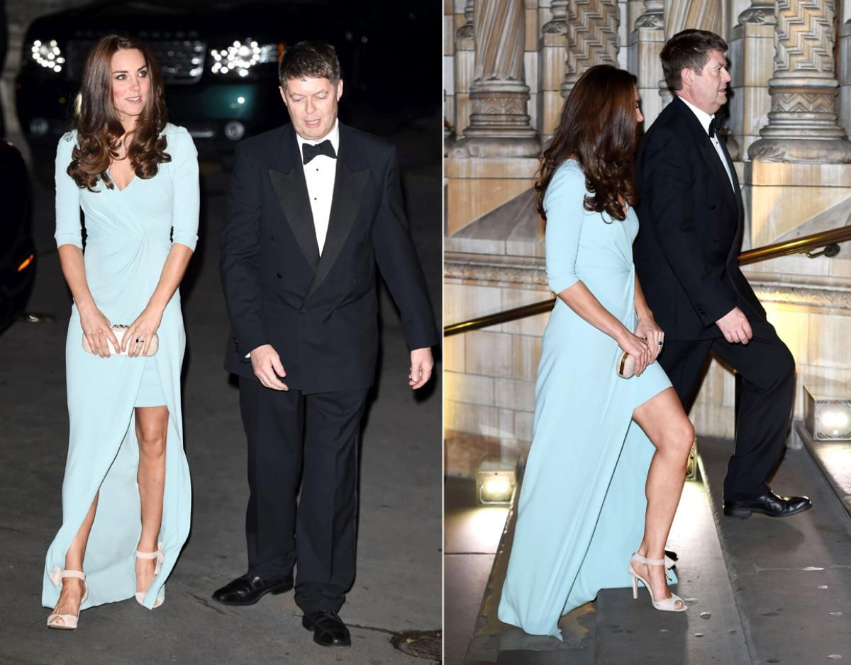 Kate middleton in london 2014 photos kate middletons royal kate middleton shows off her baby bump in first red carpet appearance after pregnancy announcement ombrellifo Gallery