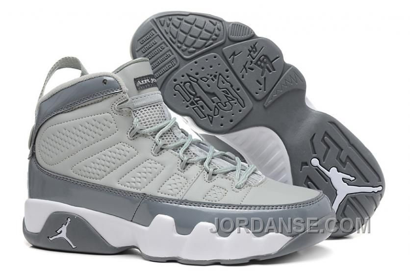 https://www.jordanse.com/air-jordan-9-medium-grey-cool-greywhite-for-sale-mens-size-super-deals.html #AIR JORDAN 9 MEDIUM GREY/COOL GREY-WHITE FOR #SALE MENS SIZE SUPER DEALS Only $80.00 , Free Shipping!