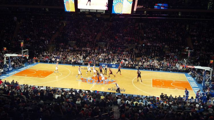 Things To Know When Going To A Knicks Game At Madison Square