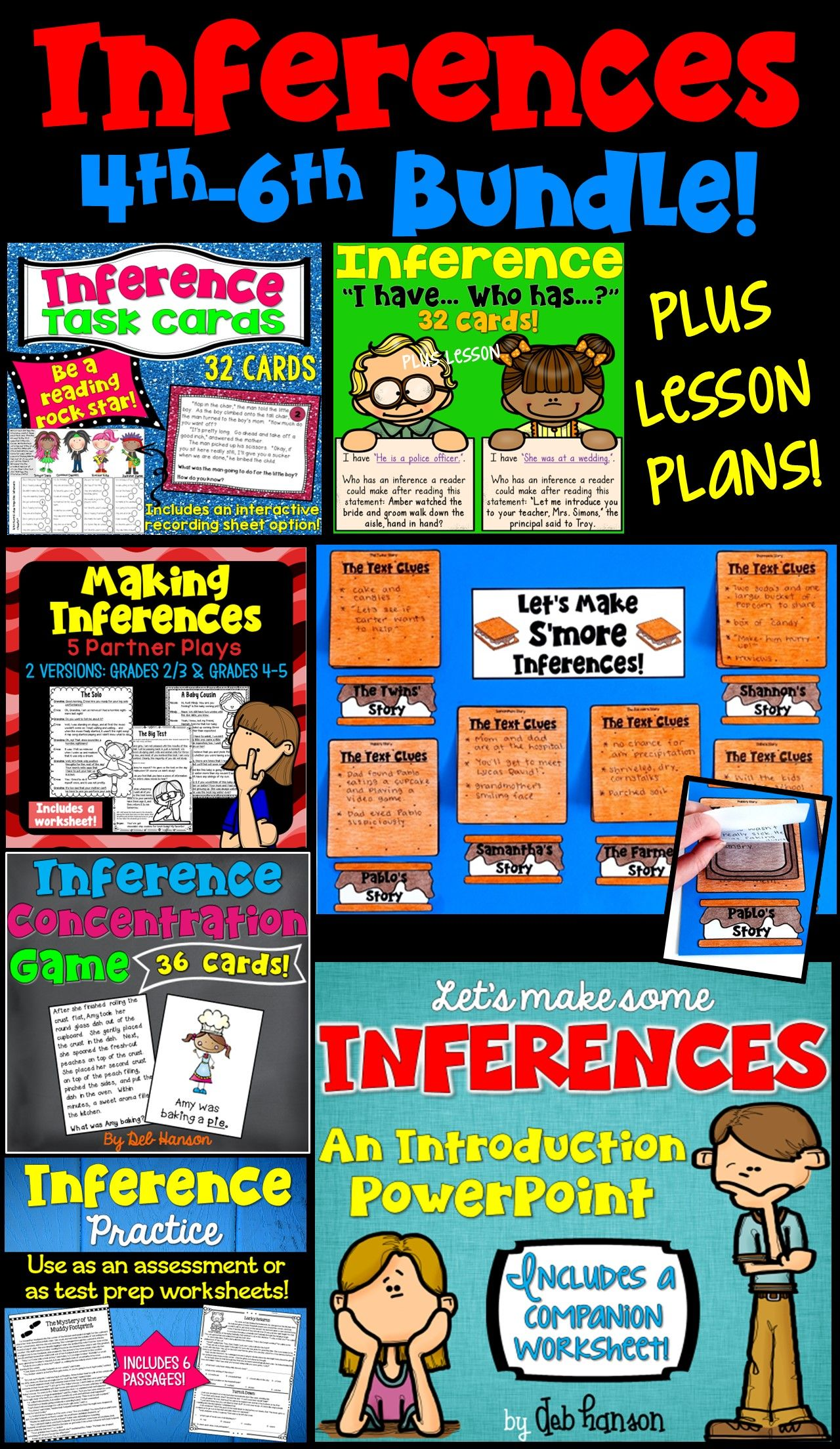 Inference Bundle Of Activities