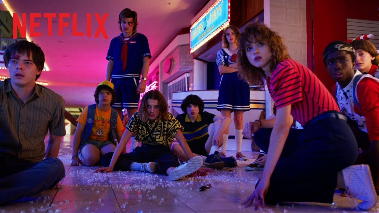 En juillet, j'ai regardé sur Netflix #seriesonnetflix