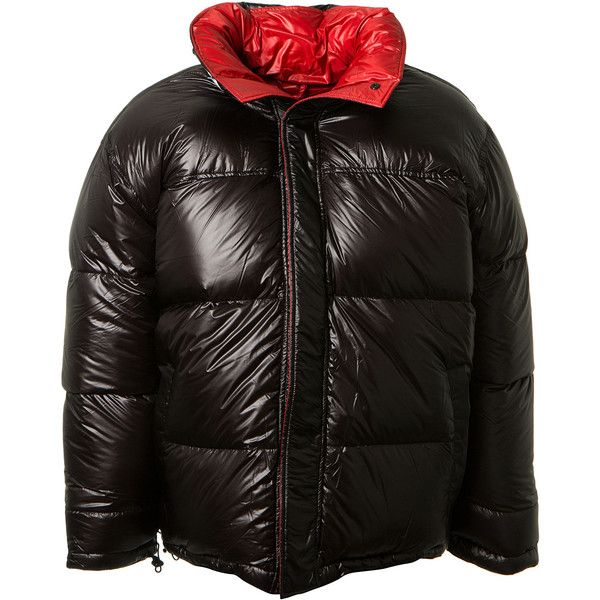 canada goose Outerwear Red Black