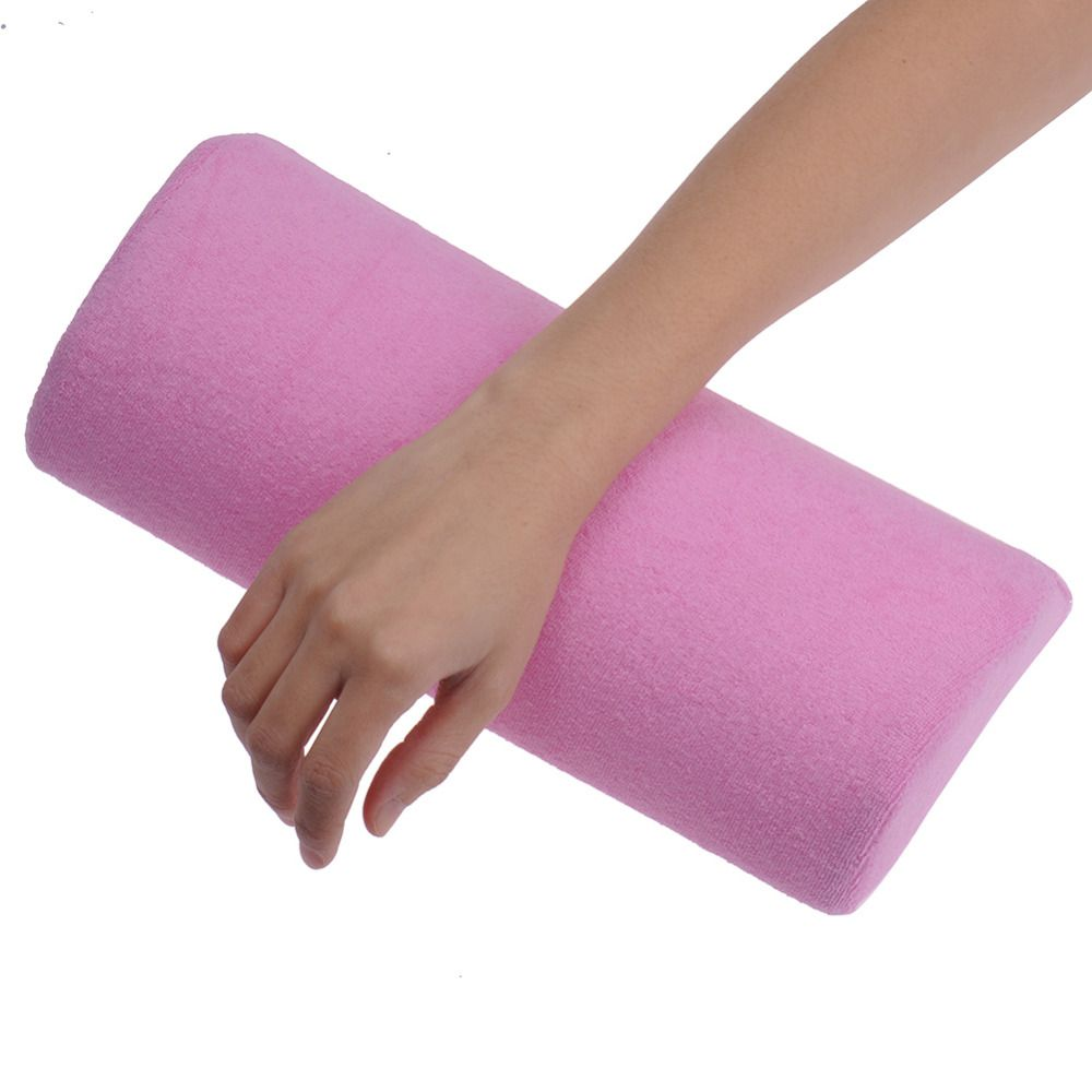 New Cushion Pillow Salon Hand Holder Rectangle Cotton Pad Nail Arm Rest Manicure Nail Tools Nail Care Tool Manicure Nail Art Manicure Manicure Nail Tools