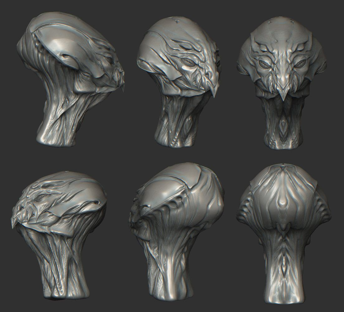 42++ Alien mouth ideas