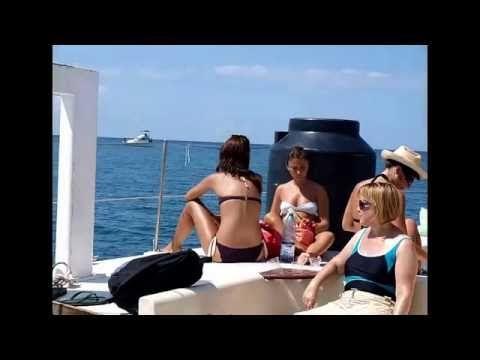 Trinidad a Cayo Blanco en Catamaran Cuba