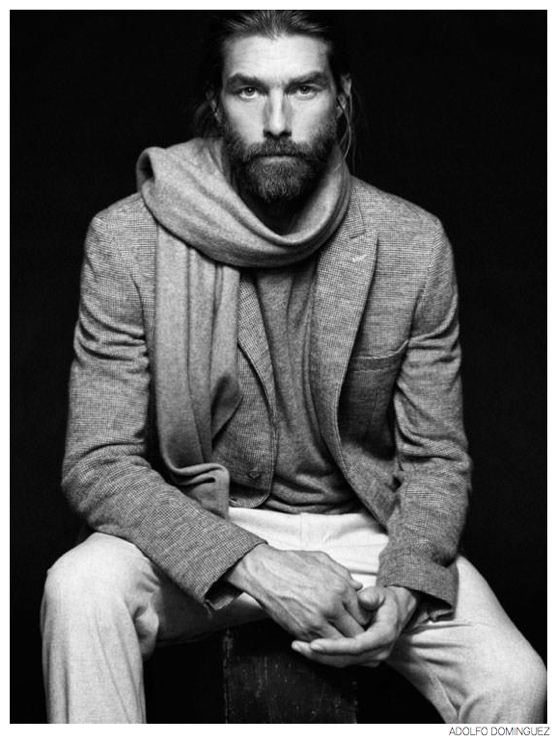 Ben Hill Dons Smart FallWinter 2014 Mens Fashions for