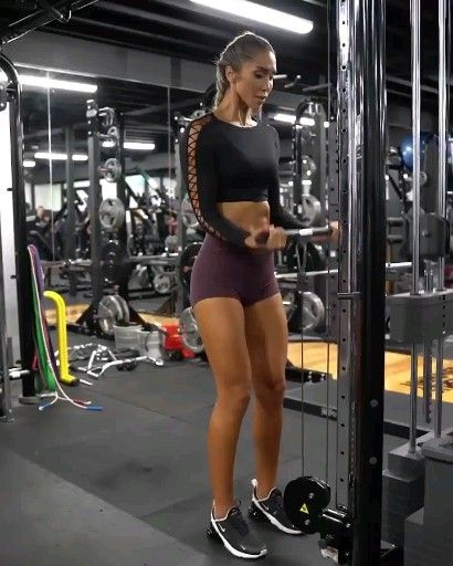 Exercises To Getting Firm And Round Buttocks – The Best
