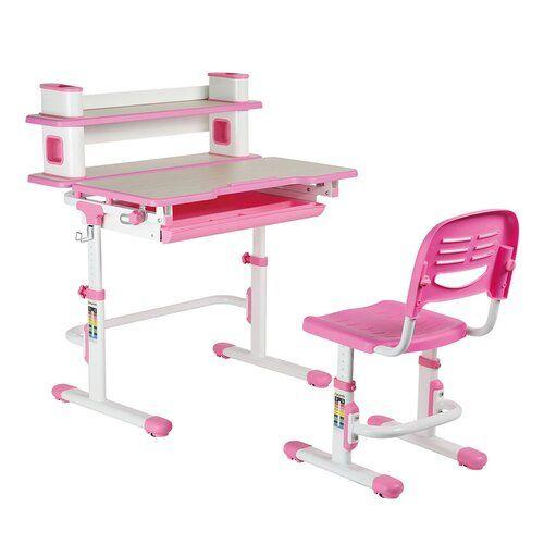 Agatha Kinder 2 Teiliger Spieltisch Und Stuhl Set Isabelle