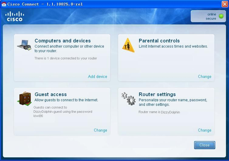 Easy steps to setup Linksys E-series and EA-series routers