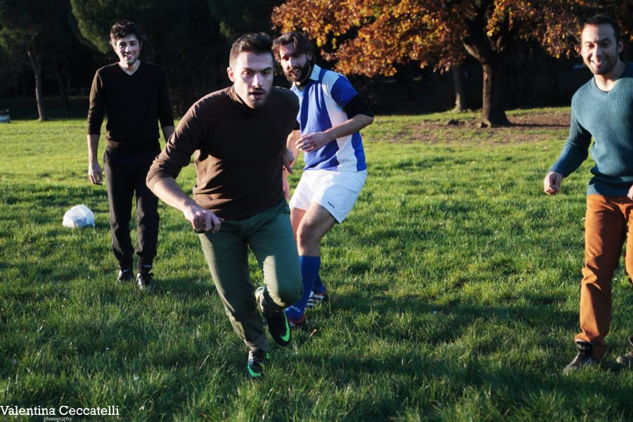 Christmas Truce Football Match - Prato Grande Guerra