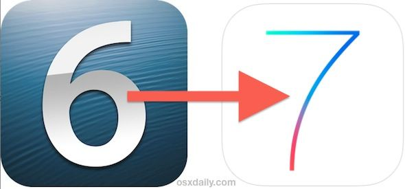 Prepare for iOS 7 the Right Way: What To Do Before Upgrading an iPhone, iPad, or iPod Touch to iOS 7