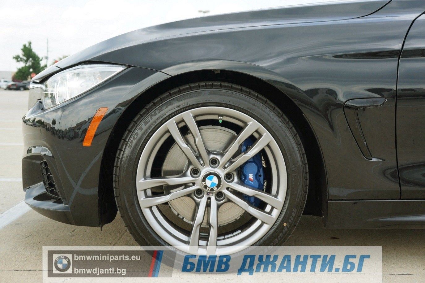 Bmw M Double Spoke Style 441m Ferric Grey 7 With Images Bmw