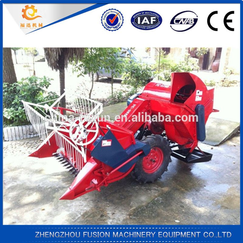 Price Of Small Mini Paddy Rice Combine Harvester For Sale