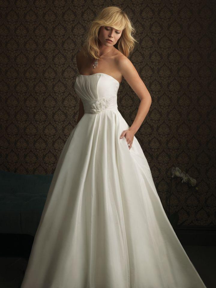 46++ Taffeta wedding dress with pockets info