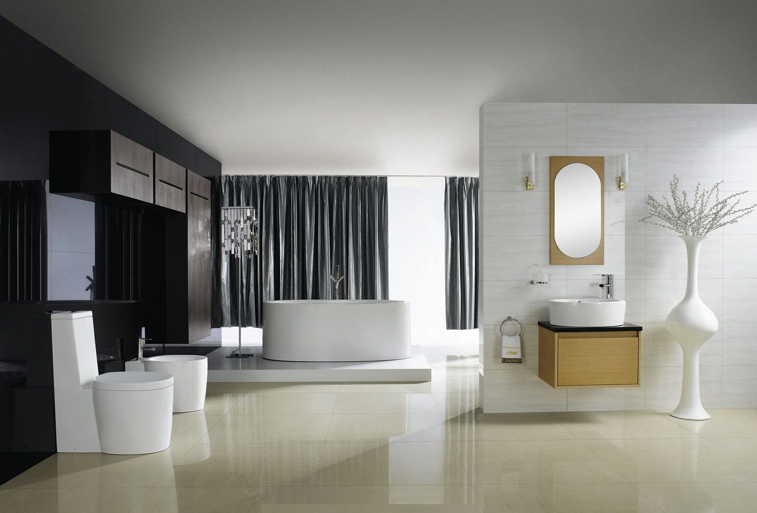 Bianchi Is A Contemporary Toilet That Embraces The Latest Trend In Awesome Ultra Modern Bathroom Designs Decorating Inspiration