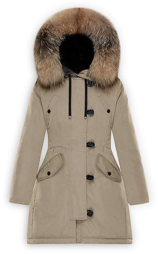 64c3e66fa62 I want this parka, its looks so warm and cute! Women's Aredhel Fox ...