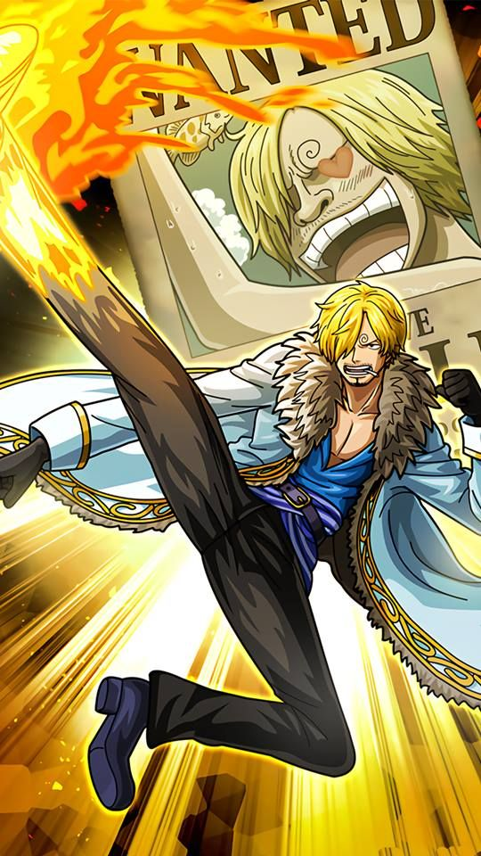 Sanji Wallpaper Bounty