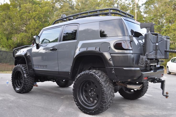 Awesome Toyota 2017 2007 Fj Fabtech Trd Supercharger 45 000 Miles 24