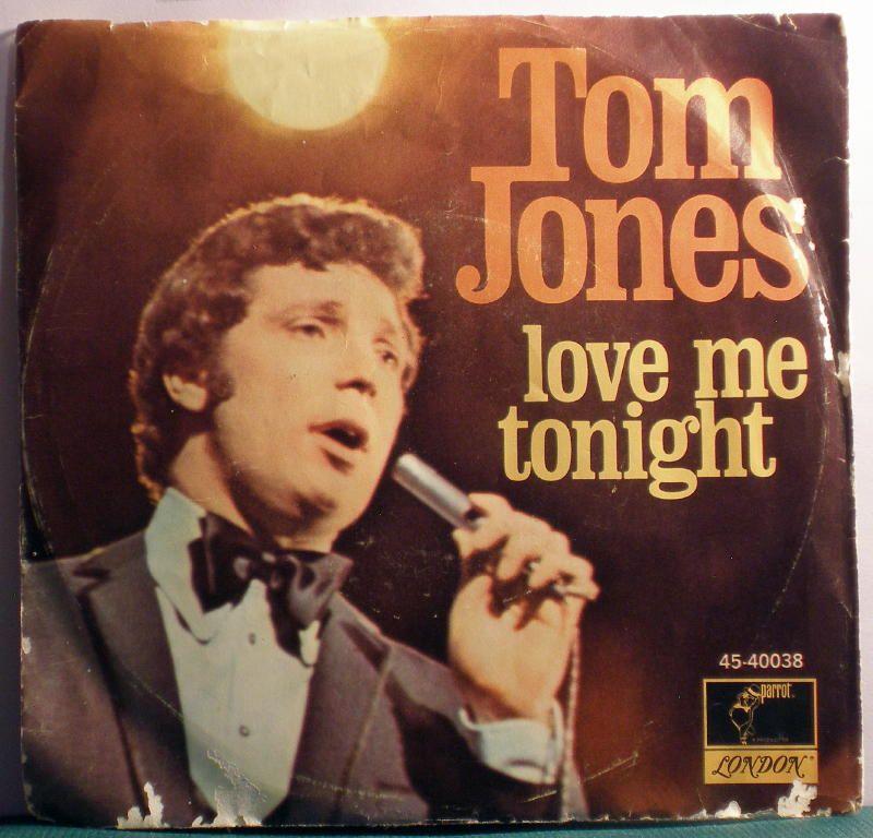 Engelbert Humperdinck Daughter   Tom Jones Love+Me+Tonight