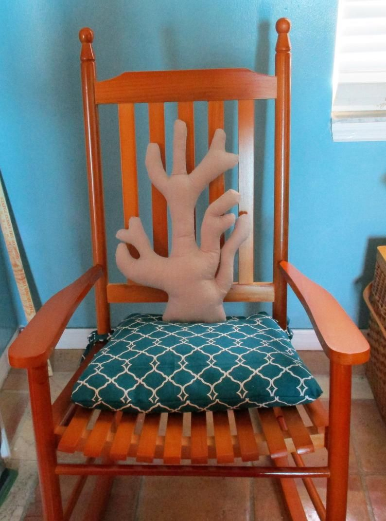 Coral Reef Decorative Pillow Nautical Pillow Beach Decor Reef Plushie Nautical Themed Room Coastal Decor Beach Room Themes Nautical Pillows Beach Pillows