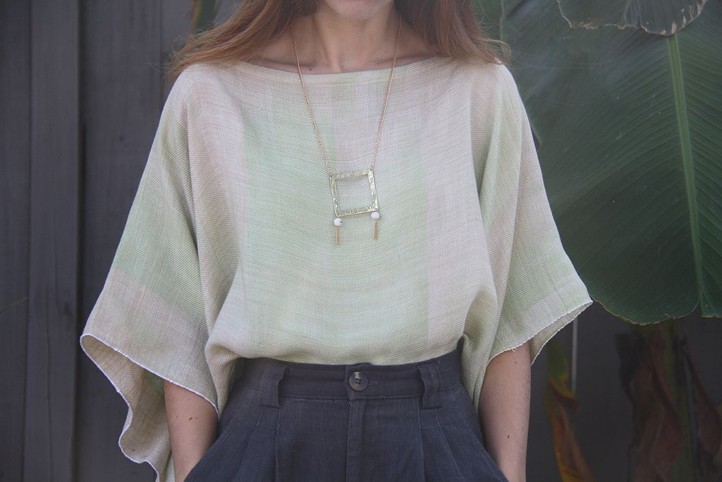 weekend diy: how to sew a caftan | Sewing | Pinterest | Costura ...