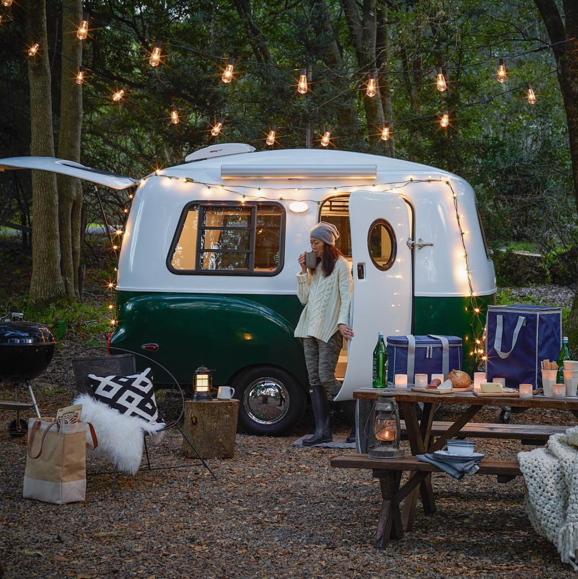 20 Best Small Campers And Travel Trailers For Road Trips Small