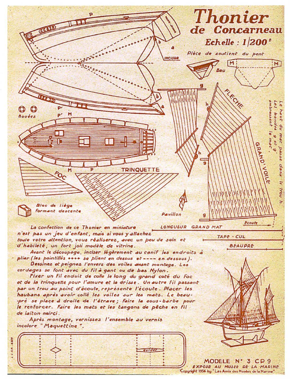 Imprimer Des Plans De Maquettes Galerie Creation Bateau Papier Bateau Papier