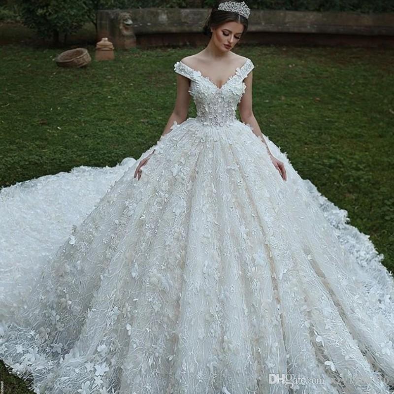 Vestido Mais Lindo Do Mundo Vestido De Noiva Em 2019