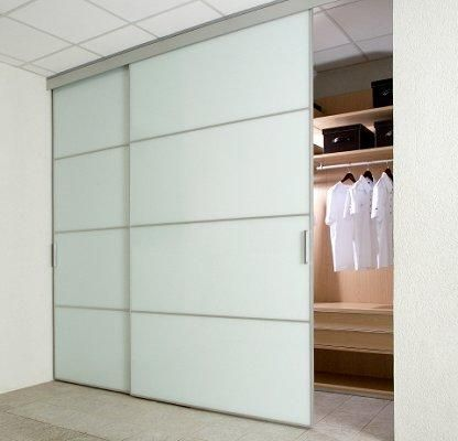 floor to ceiling closet doors the most dramatic effect choose