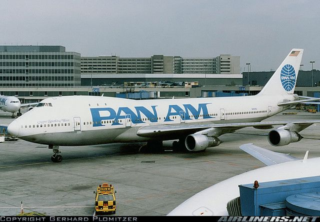 Boeing 747-121 aircraft picture